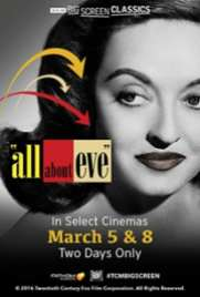 Tcm: All About Eve 2016