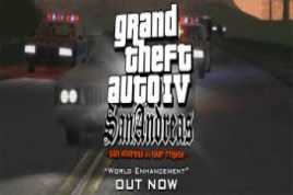 GTA IV San Andreas Snow Edition