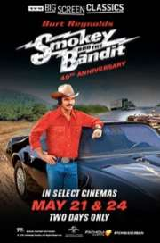 Tcm: Smokey And The Bandit 40Th